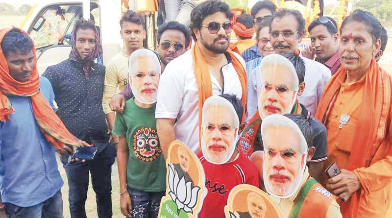 Partcipation Of children in Babul Supriyo's campaign sparks row in Asansol
