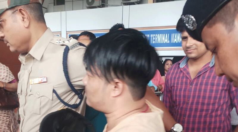 Two Close Associates of Bimal Gurung Detained from Bagdogra.