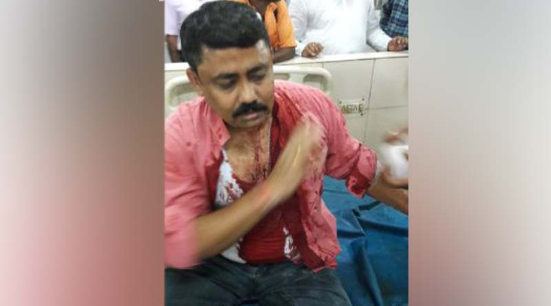 bjp-leader-beaten