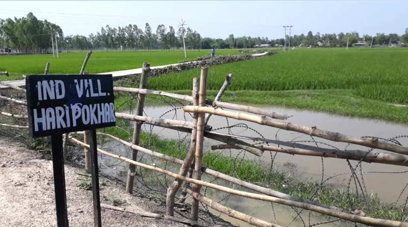 Villagers across the border at Hili, South Dinajpur appeal for campaign