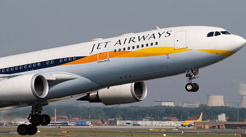 1,100 Jet Airways pilots decide not to fly from tomorrow.