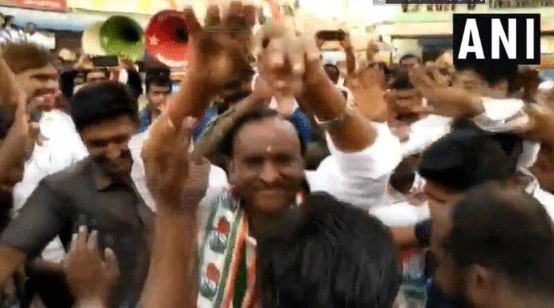Karnataka Minister, 67, Breaks Into
