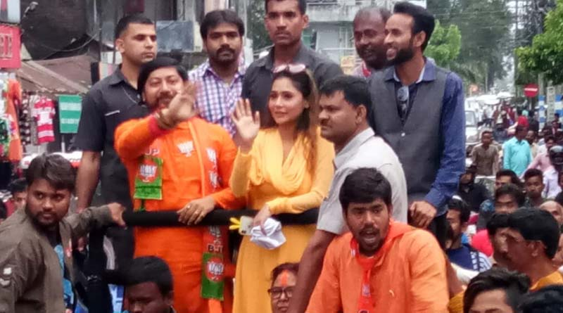 Sara Khan confident over victory of BJP candidate in Coochbihar