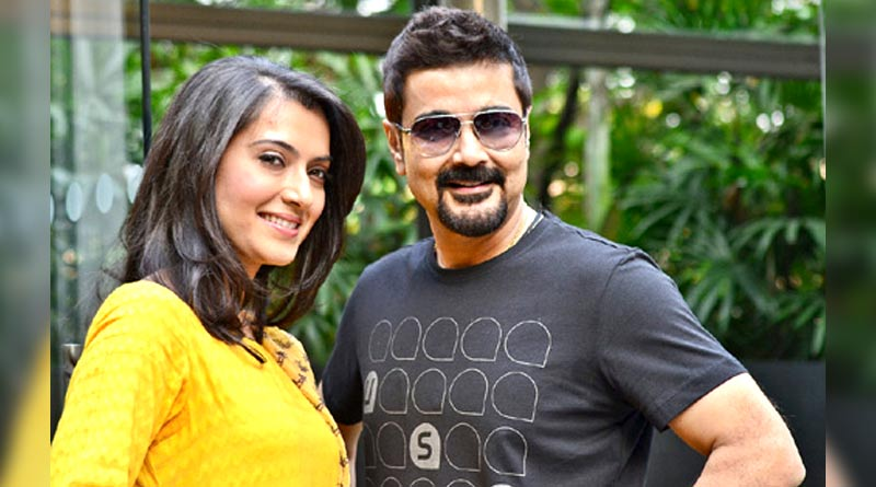 Tollwood celeb couple Prosenjit and Arpita teamed up after five years