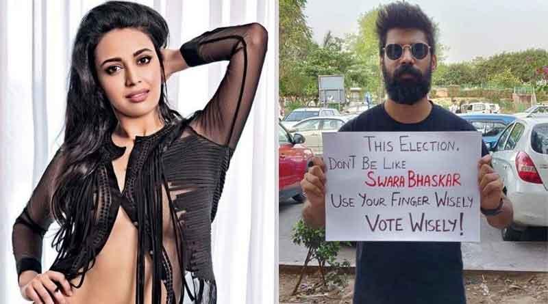 Swara Bhaskar masturbation scene trolled for poll agenda