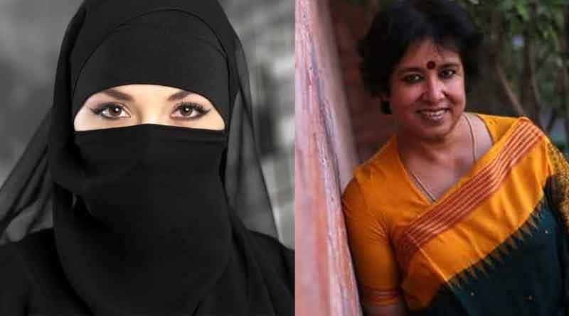 Taslima Nasrin hails burqa in Sri Lanka after Easter attacks