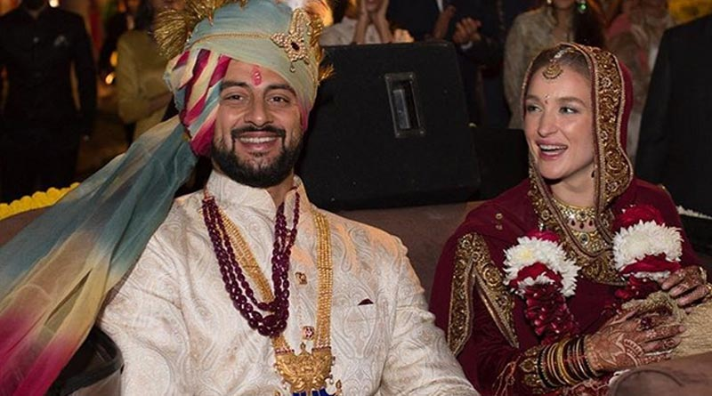 Actor Arunoday Singh Ends Marriage With Lee Elton