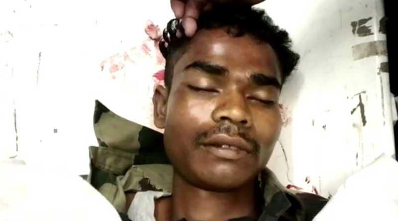 Jawan commits suicide in BSF camp at Bagda near Indo-Bangla border