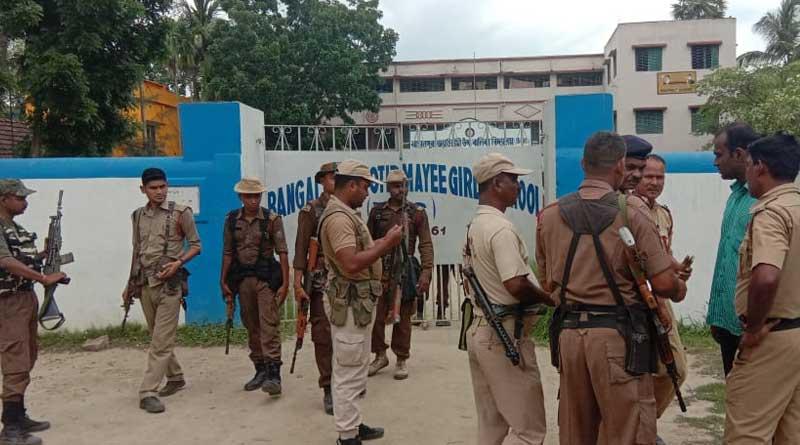Shootout at Assam Rifles camp in Bagnan, jawan killed .