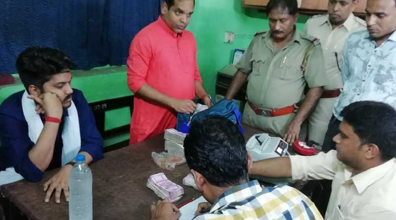 RPF seizes Rs 1 crore from Asansol rail station, 2 held