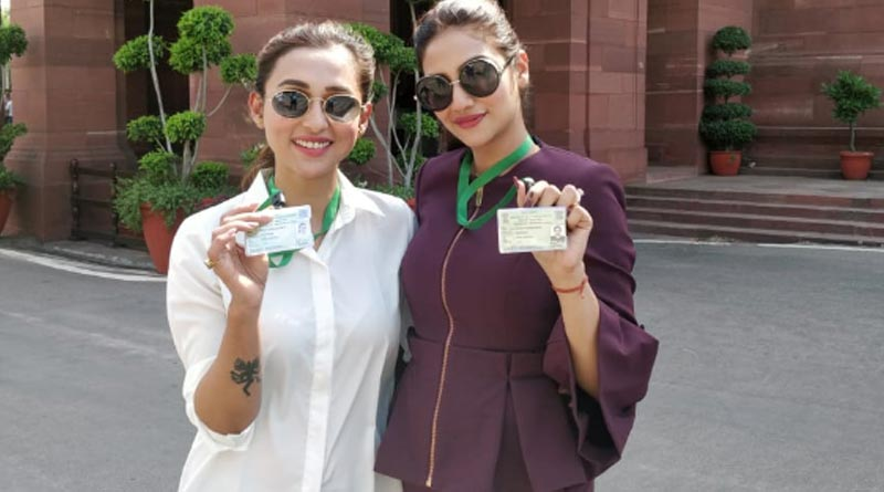 MIMI-NUSRAT AT PARLIAMENT
