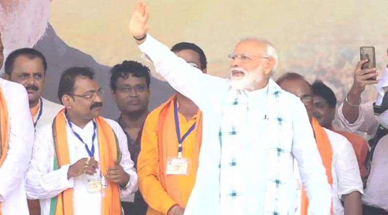 Narendra Modi slams Mamata Banerjee over cyclone Fani