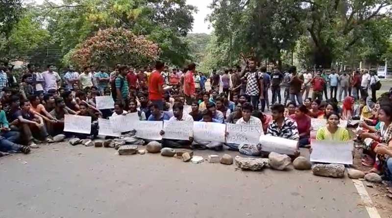 North Bengal University boils over teacher-student clash