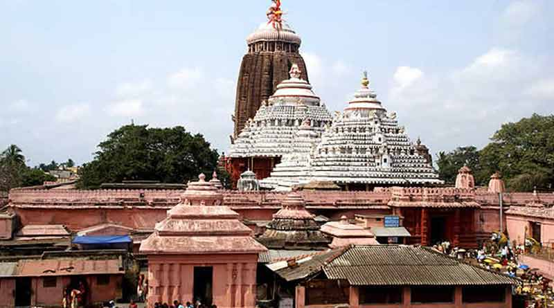Shree Jagannath Temple's doors closed for the faithful till May 15 | Sangbad Pratidin
