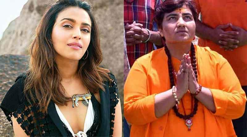 Bollywood actress Swara Bhaskar attacks Sadvi Pragya