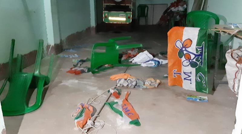 TMC PARTY OFFICE RANSACK