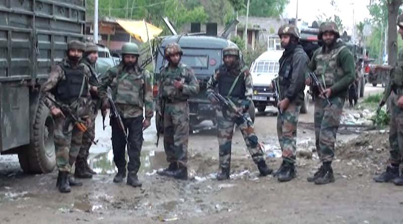 Two Hizbul commanders Tariq Maulvi, Lateef Tiger killed in Shopian
