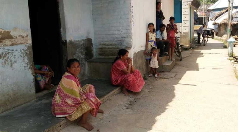 Ghost creats panic at Bagdi Para in Suri, one person fell ill