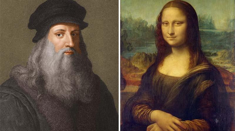 Mona Lisa is incomplete because of Leonardo's illness