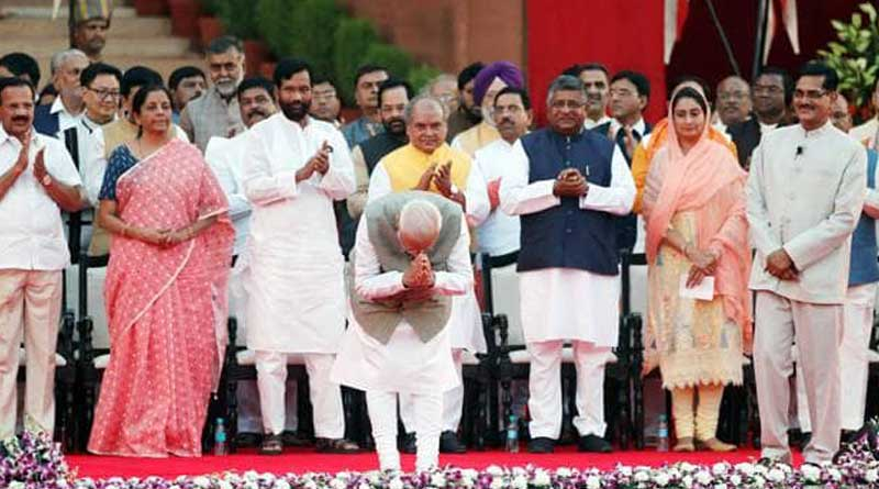 Here is the entire list of cabinet ministers of Modi-led 2nd ministry