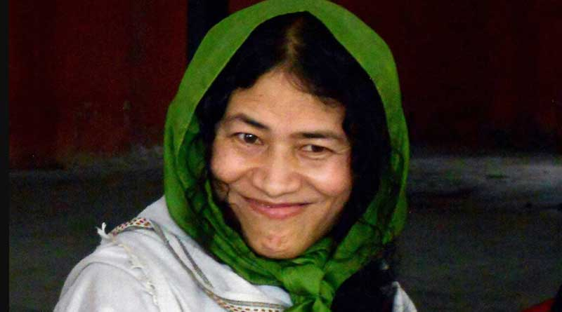 Iron lady Sharmila Chanu gives birth to twin baby girl