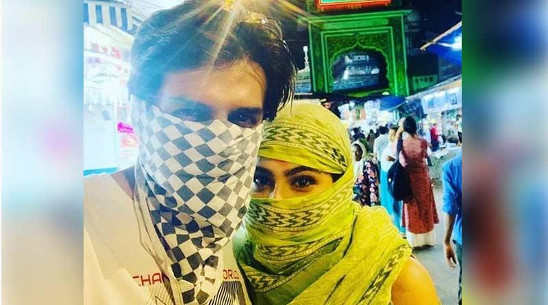 Sara Ali Khan and Kartik Aaryan celebrate Eid 2019 together