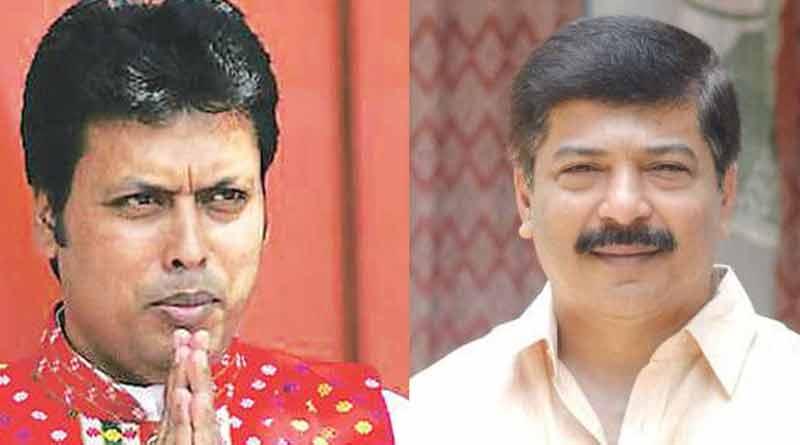 Biplob Deb dropped Sudip Roy Burman From Tripura Cabinet
