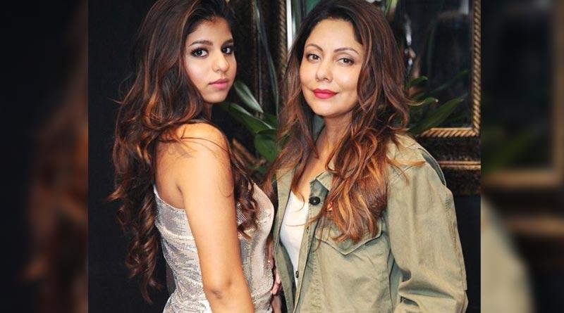 Bollywood star Shah Rukh Khan's wife, daughter in Kolkata