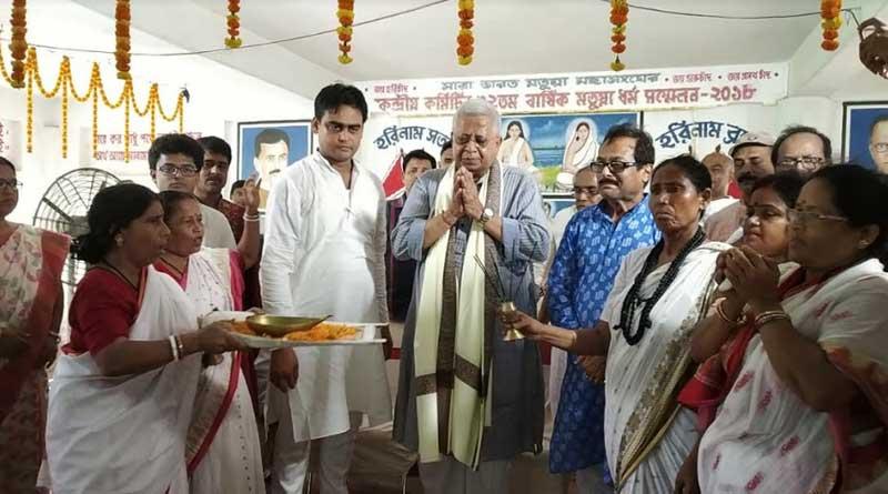 Meghalaya Governor Tathagata Roy on NRC Issue