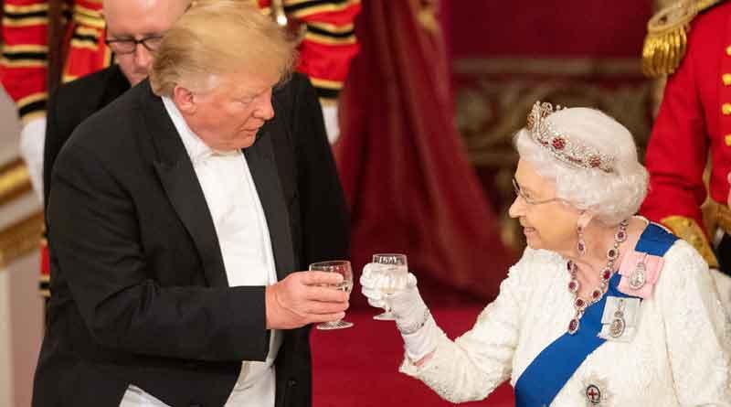 British PM May gives draft of Atlantic Charter to Trump