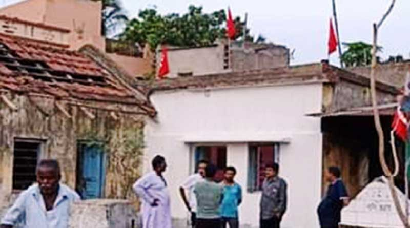CPM party office in Durgapur region open even after getting zero in LS