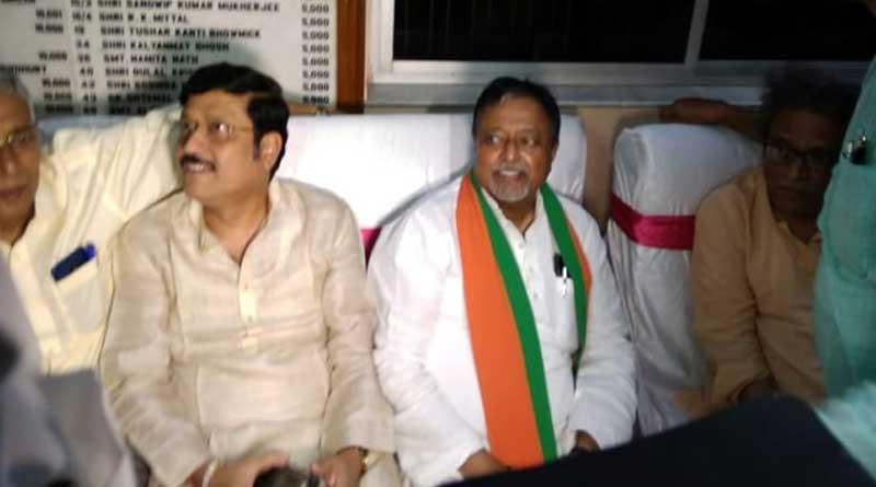 Bidhannagar Mayor Sabyasachi Dutta seeking legal help