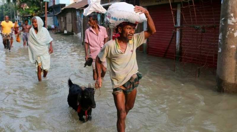 Bangladesh, flood