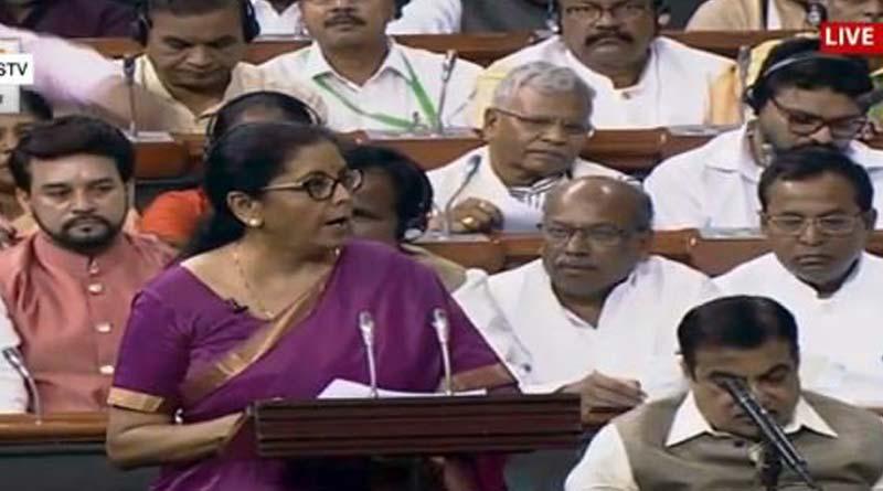 Nirmala Sitharaman will present the ninth union budget of Prime Minister Narendra Modi's government in the Lok Sabha | Sangbad Pratidin
