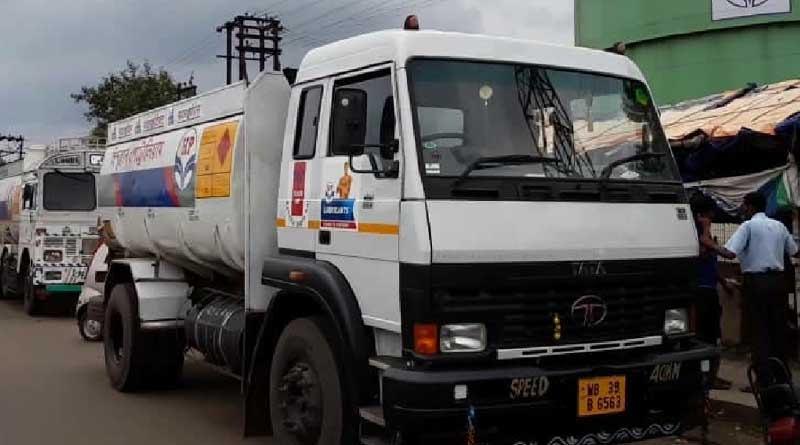 Tanker association and oil company conflict: Oil distribution stopped