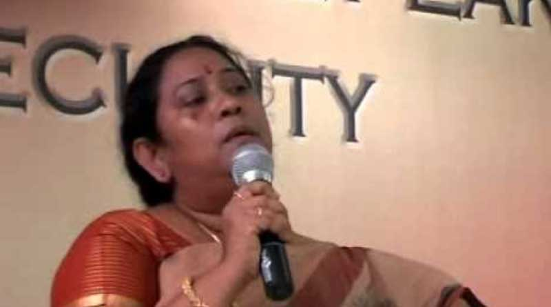 Krishna Chakraborty name announced for saltlake corporation mayor post