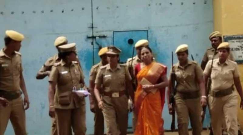 Rajiv Gandhi assassination convict Nalini out on 30-day parole,