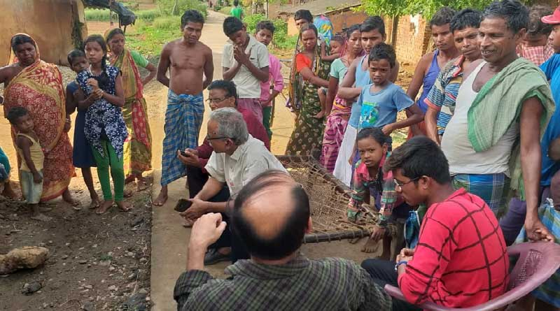 Paid by the same coin,'Ojhas' thrashed by the villagers in Purulia