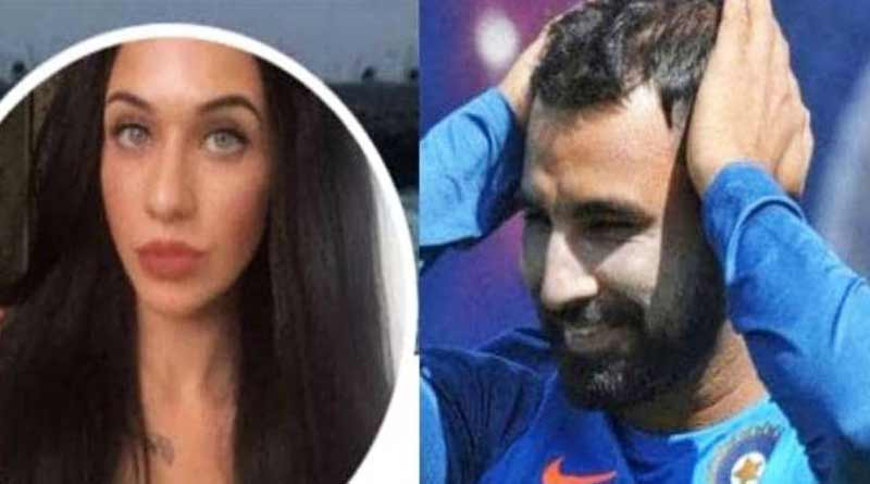 Mohammed Shami allegedly texts girl 'good afternoon'