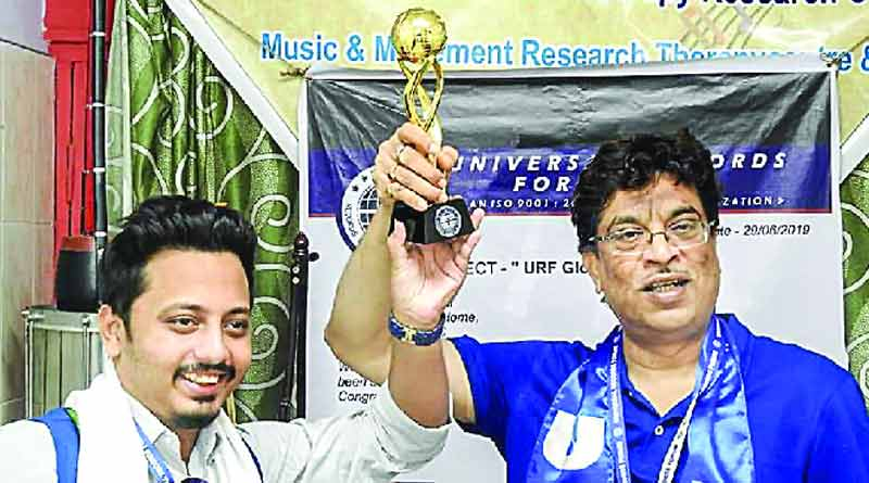 music therapy, Sumanta Thakur