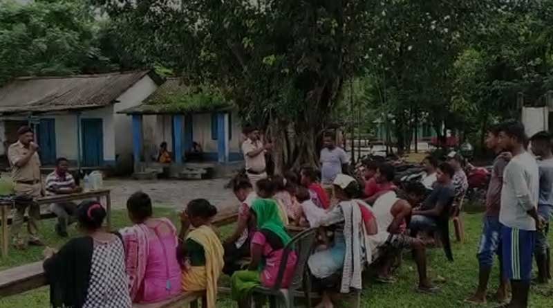 Man saved from lynching by local youths in Alipurduar