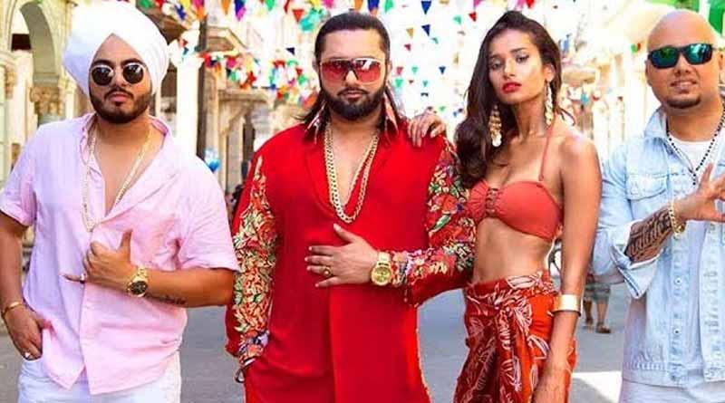 Rapper Yo Yo Honey Singh in trouble over controversial lyrics