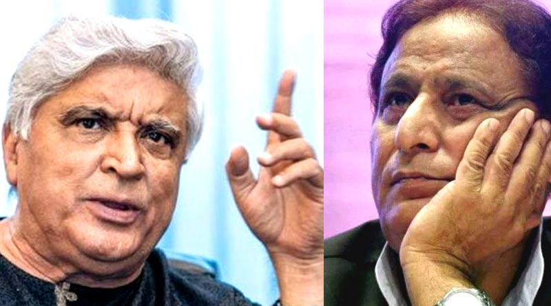 Javed Akhtar slammed SP leader Azam Khan on his sexiest remarks