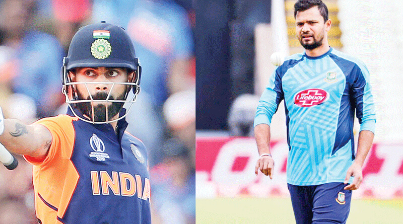 ICC Cricket World Cup: India to face Bangladesh today