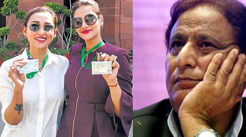 Bengal MP Mimi, Nusrat slams MP Azam Khan on his sexiest slur issue