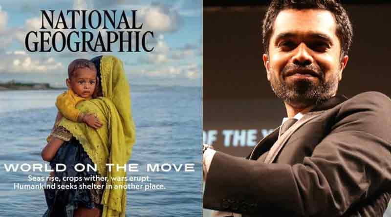 Bangladeshi Photographer's pic places on Nat Geo cover photo