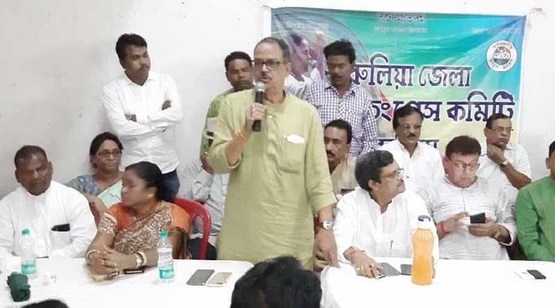 Malaly Ghatak along with Suvendu Adhikari will lead TMC in Purulia