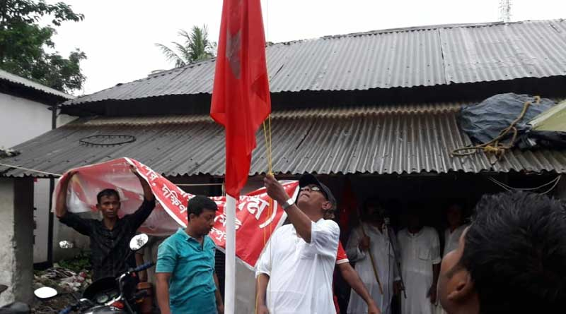 Some BJP supporters join CPM as Biplab Mitra has joined BJP