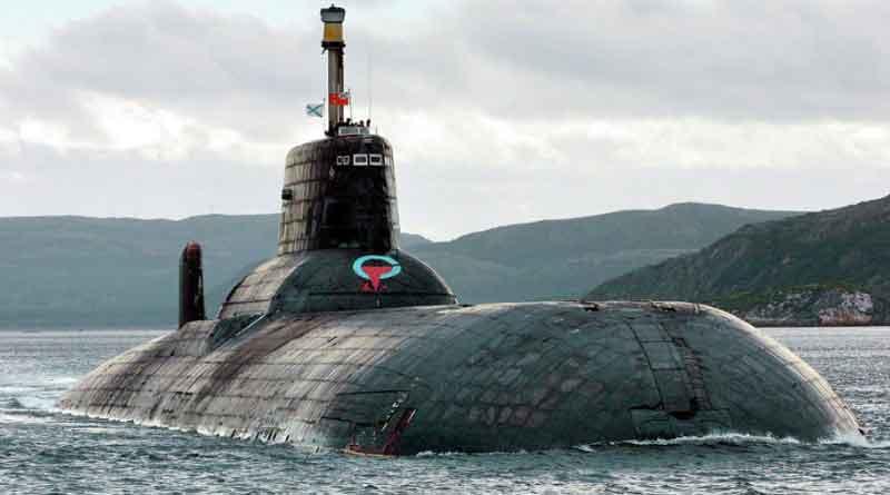 Russia: Fire kills 14 sailors aboard Russia navy submarine