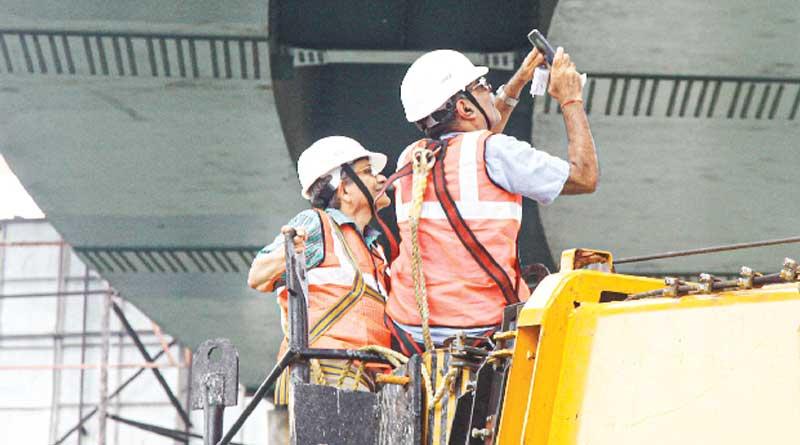 Repair work of Ultadanga Flyover will start from today